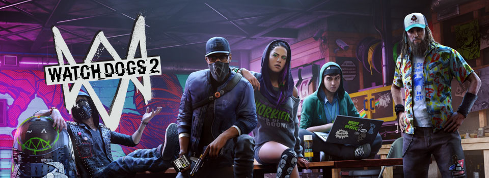 Watch_Dogs 2 header image